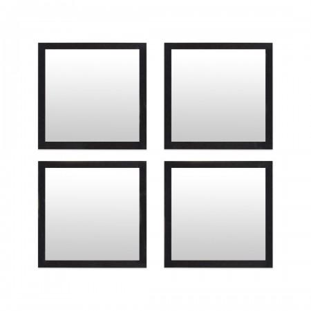Conjunto de 4 espelhos Nüi