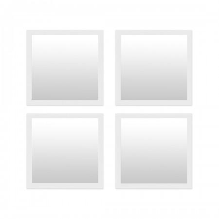 Conjunto de 4 espelhos Blax