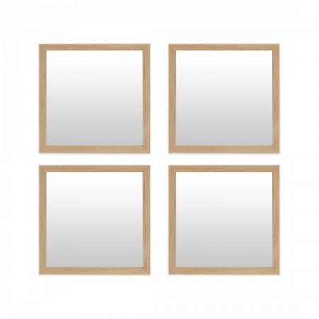 Conjunto de 4 espelhos Daira