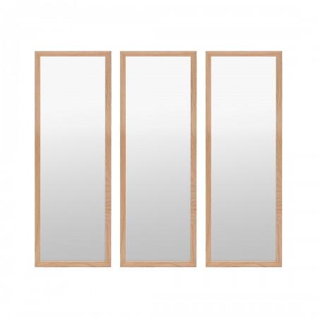 Conjunto de 3 espelhos Daira
