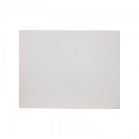 Cabeceira rectangular cinzemta
