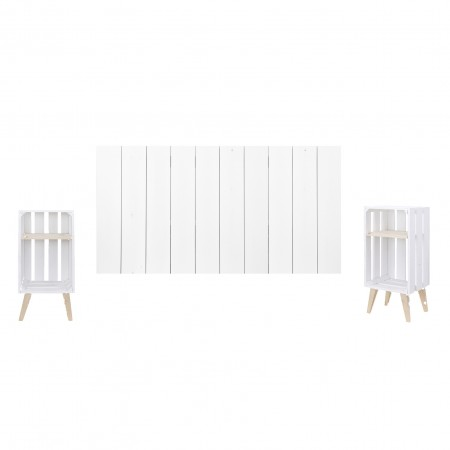Pack branco vertical