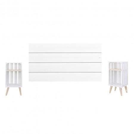 Pack branco horizontal