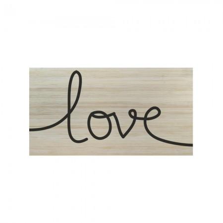 Cabecero natural love