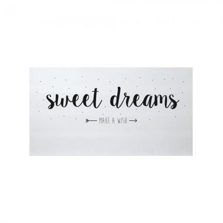 Cabeceira branca sweet dreams