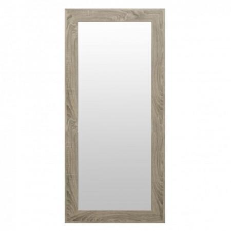 Espelho de madeira Nizo