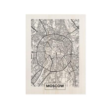 Caixa de madera Moscow