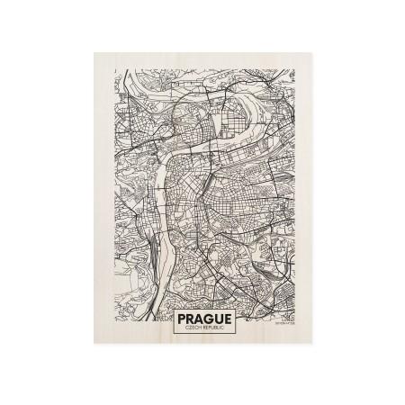 Caixa de madera Prague