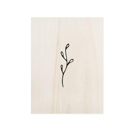 Caixa de madera Grass