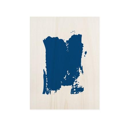 Caixa de madera Classic Blue Stud