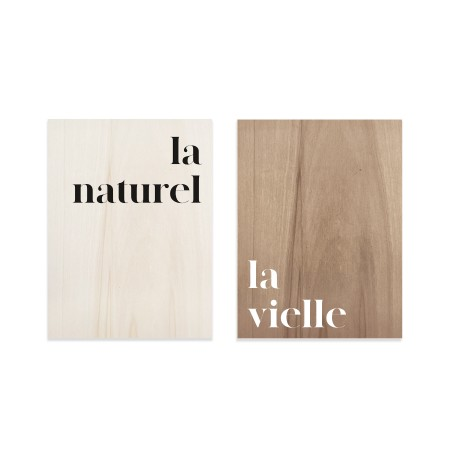 Pack de quadros Naturel & Vielle