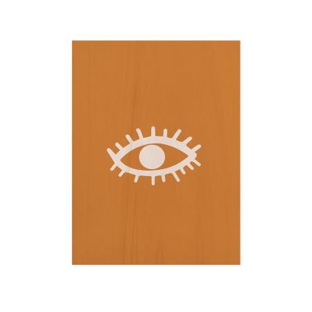 Caixa de madera Eye Yellow