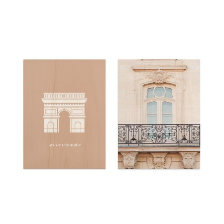 Pack de quadros  Arc Triomphe